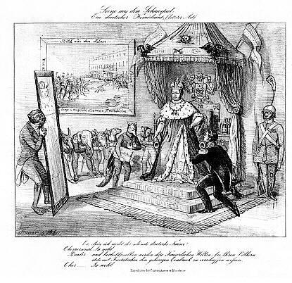 gegenrevolution 1848 preußen