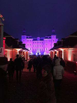 Weihnachtsmarkt Schwetzingen.Nachrichten Aus Dem Kulturerbe Kurfürstlicher Weihnachtsmarkt In